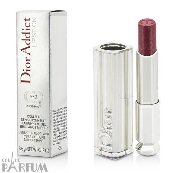 Christian Dior - Помада для губ Addict Lipstick Hydra Gel Core №579 Must  Have - b57a01fae5b48