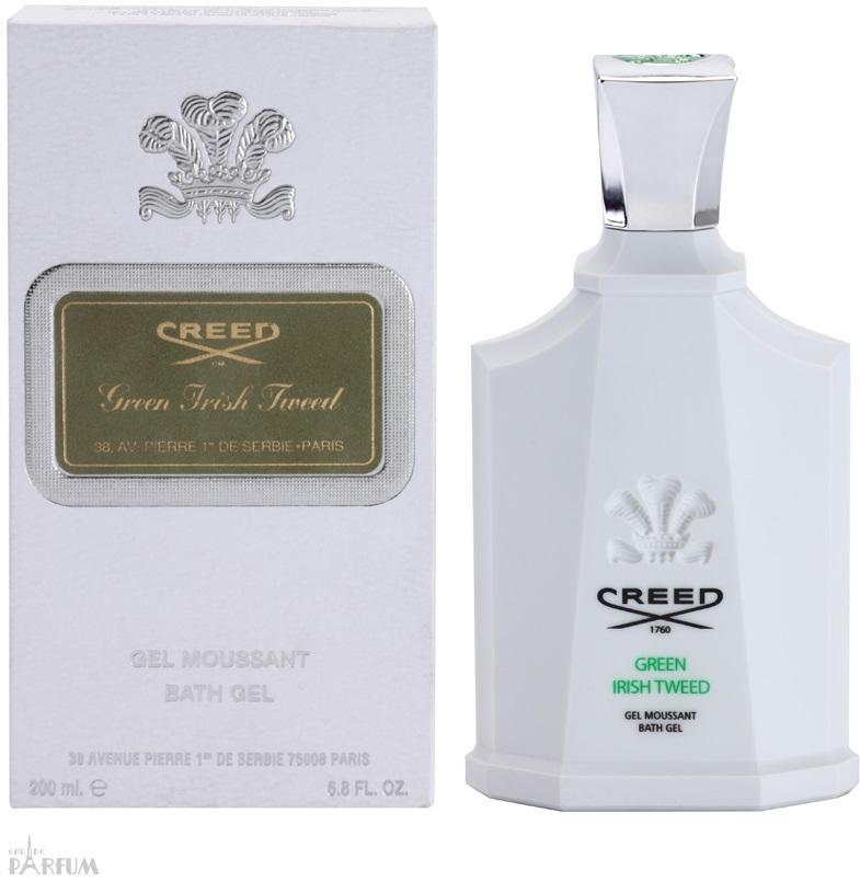Creed Green Irish Tweed - гель для душа - 200 ml