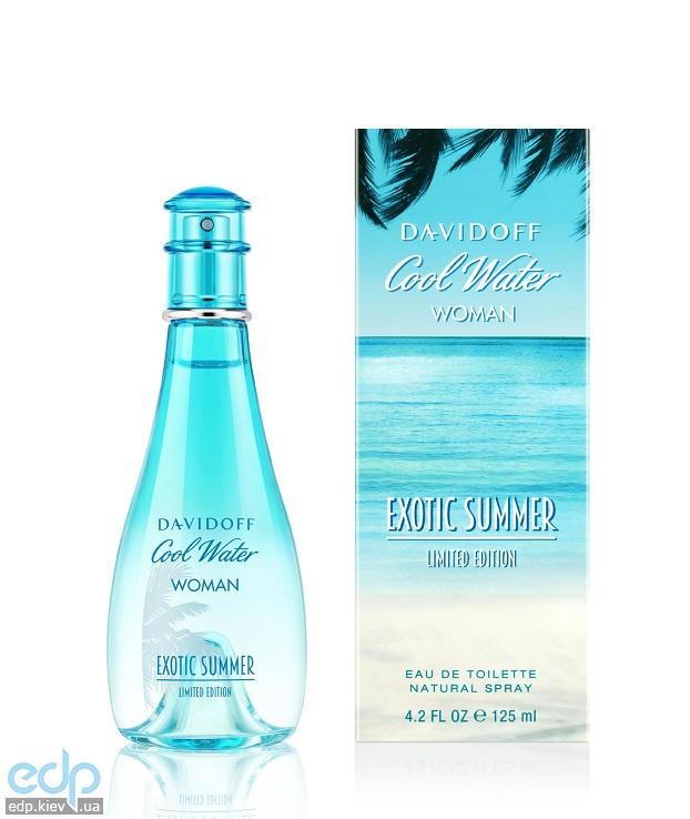 Davidoff Cool Water Exotic Summer Woman