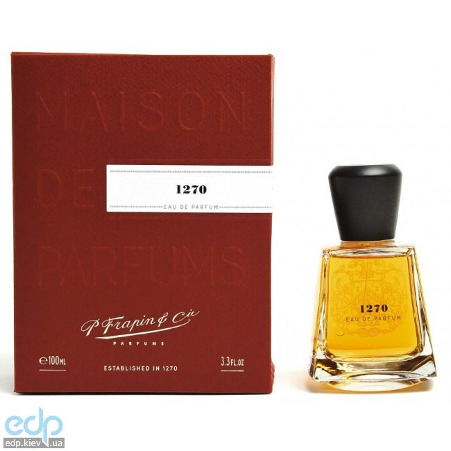 Frapin 1270 - парфюмированная вода - 100 ml (New Box)