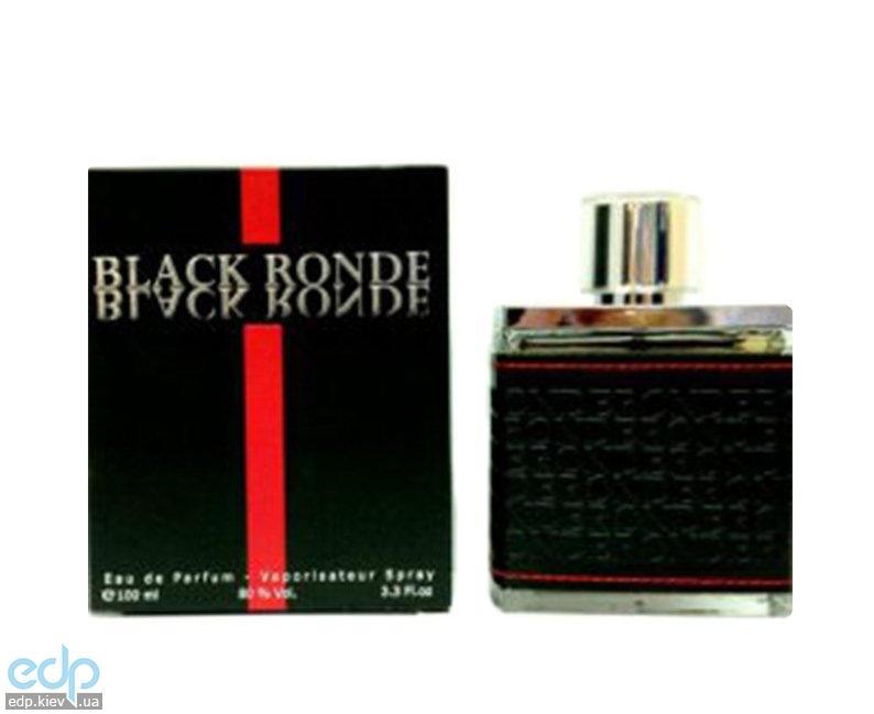 Geparlys Black Ronde