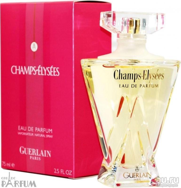 Guerlain Champs Elysees парфюмированная вода 100 Ml бренда