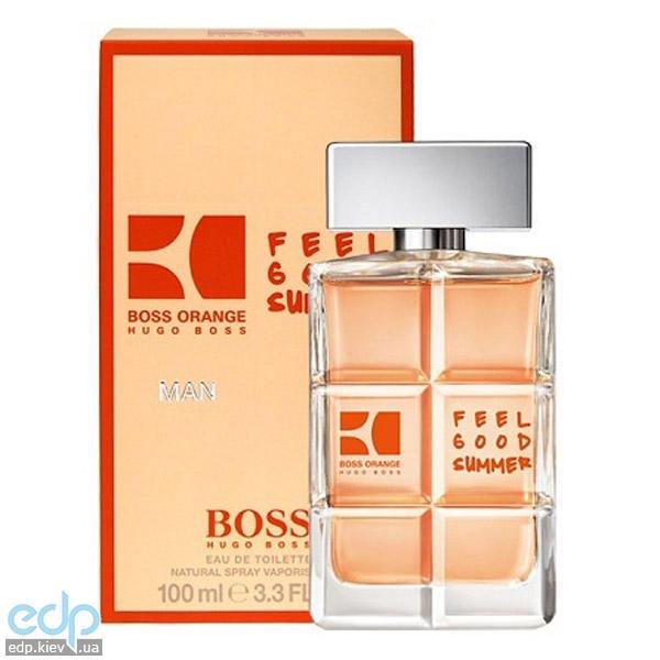 Hugo Boss Orange Feel Good Summer - туалетная вода - 100 ml