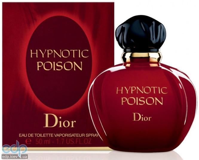 Christian Dior Hypnotic Poison - туалетная вода - 50 ml