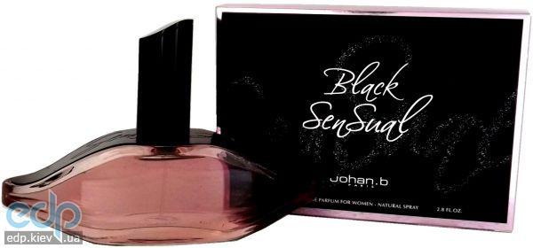 Johan B Sensual Black