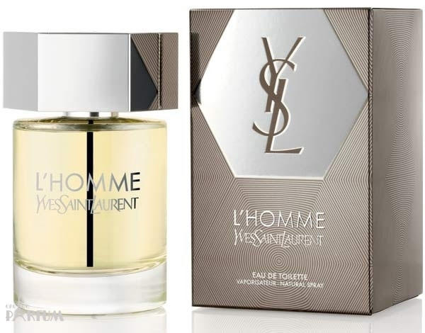 Yves Saint Laurent LHomme - туалетная вода - 60 ml