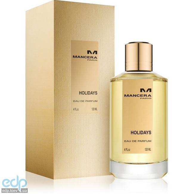 Mancera Holidays - парфюмированная вода - 120 ml
