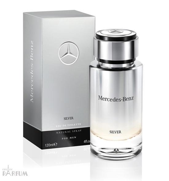 Mercedes Benz Silver for Man - туалетная вода - 120 ml