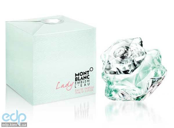 Mont Blanc Lady Emblem LEau - туалетная вода - 50 ml