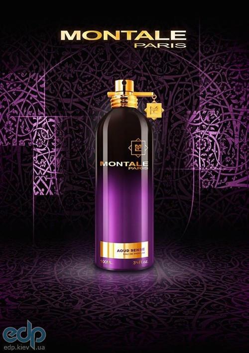 Montale Aoud Sense - парфюмированная вода - 100 ml