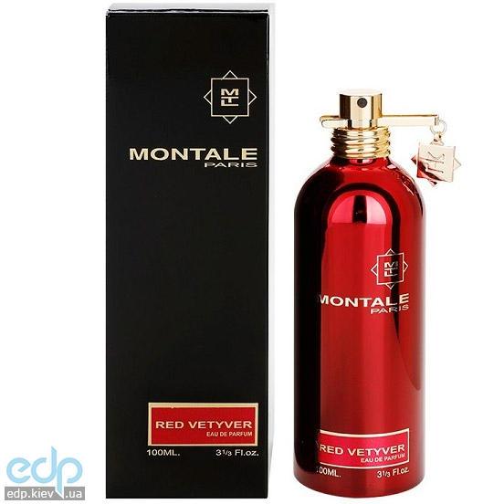 Montale Red Vetyver - парфюмированная вода - пробник (виалка) 2 ml