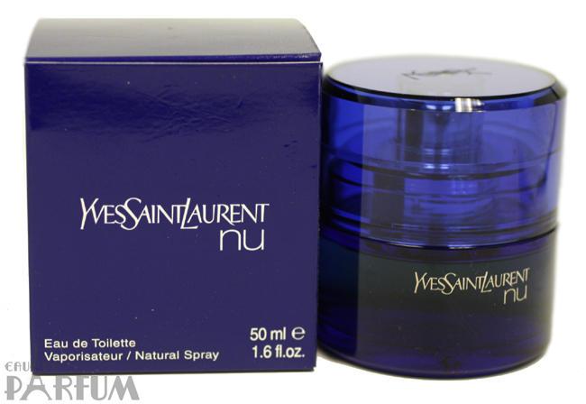 Yves Saint Laurent Nu - туалетная вода - 30 ml