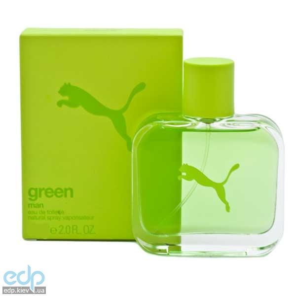 Puma Green Man