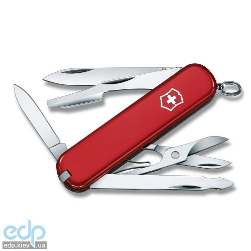 Складной нож Victorinox - Executive - 74 мм, 10 функций красный (0.6603)