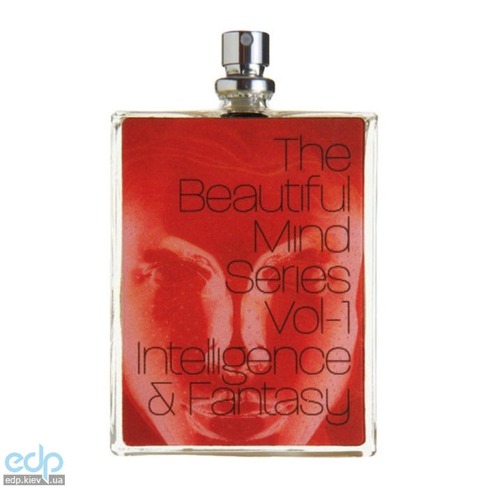 Escentric Molecules The Beautiful Mind Series Intelligence and Fantasy - туалетная вода - 100 ml TESTER