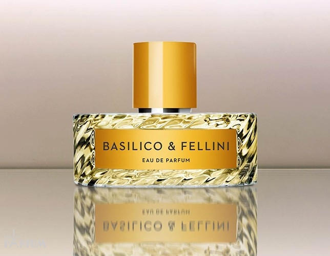 Картинки по запросу Vilhelm Parfumerie Basilico and Fellini Eau de Parfum