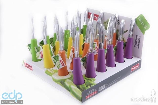 Fissman - Нож для чистки овощей зубчатый (PR-7720.PL)