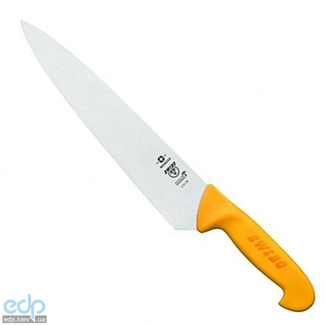 Wenger - Нож кухонный Swibo тяжелый 26 см желтый (арт. 2.51.26)