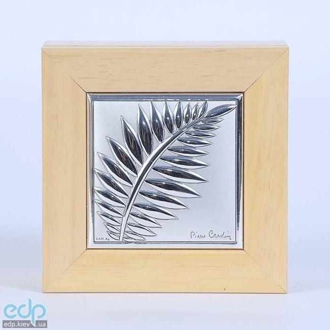 Pierre Cardin - Шкатулка Pigalle 8.5 x 8.5 см цвет-венге (арт. PCPI13Q/1A)