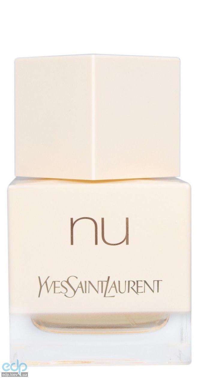 Yves Saint Laurent Nu - парфюмированная вода - 100 ml TESTER