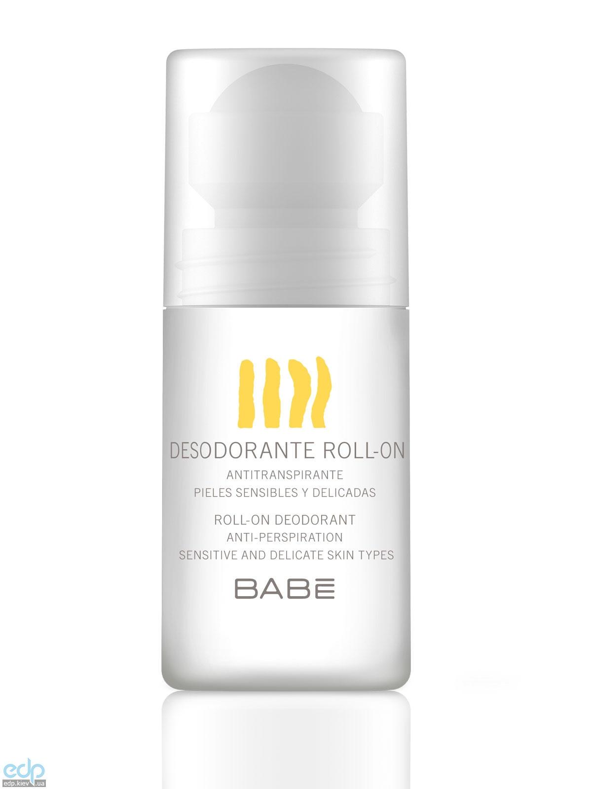 Babe Laboratorios - Дезодорант шариковый - 50 ml (арт. 158278249)