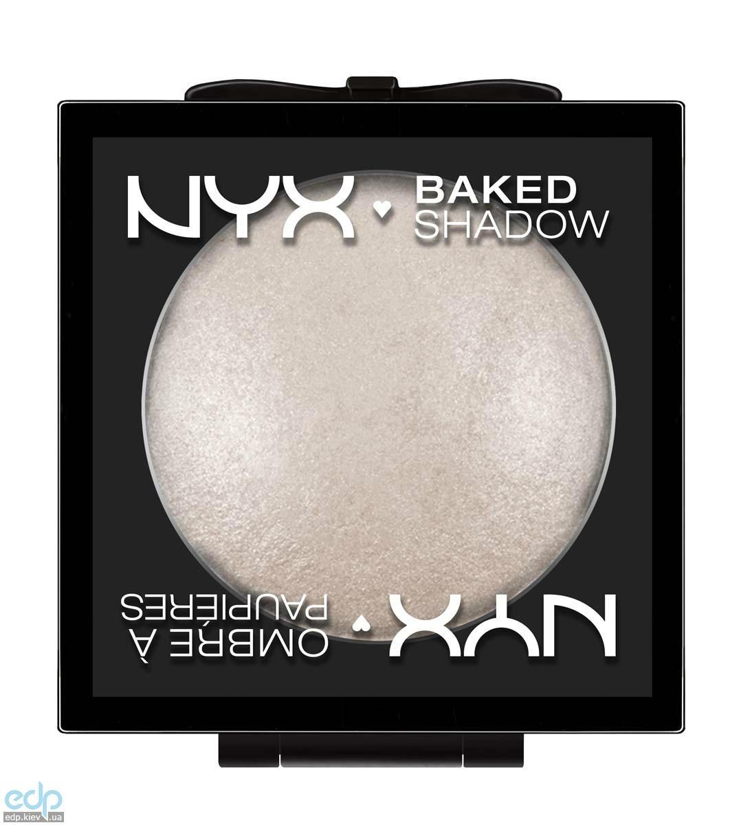 NYX - Запеченные тени Baked Eye White Noise BSH15 - 3 g