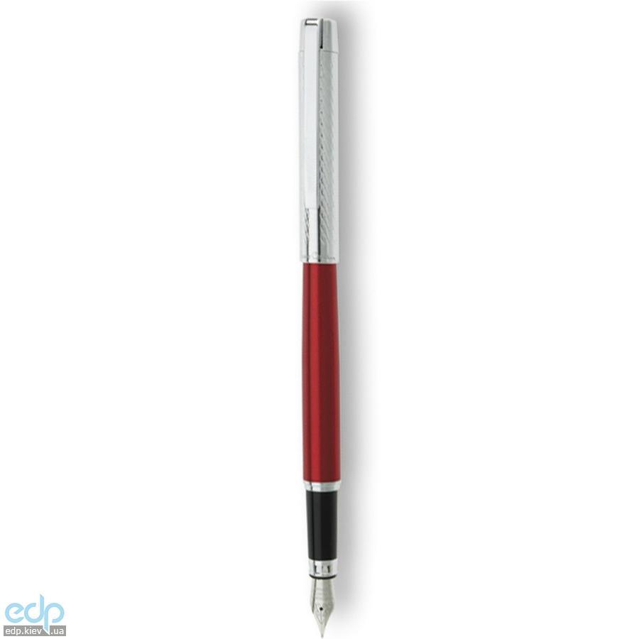 Pierre Cardin - Aquarius Перьевая ручка Silvered Red Pyro (арт. PC4016FP)