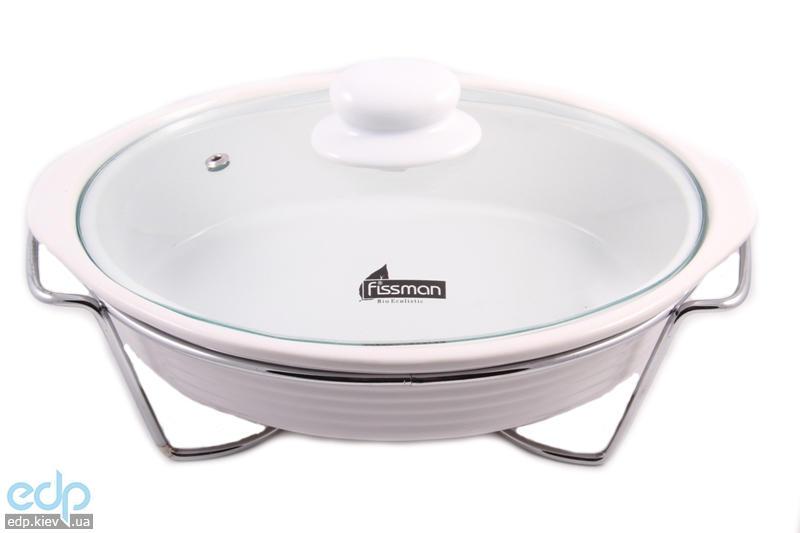 Fissman (посуда) Fissman - Мармит овальный 28x20x9.5см  (ФС6.012)