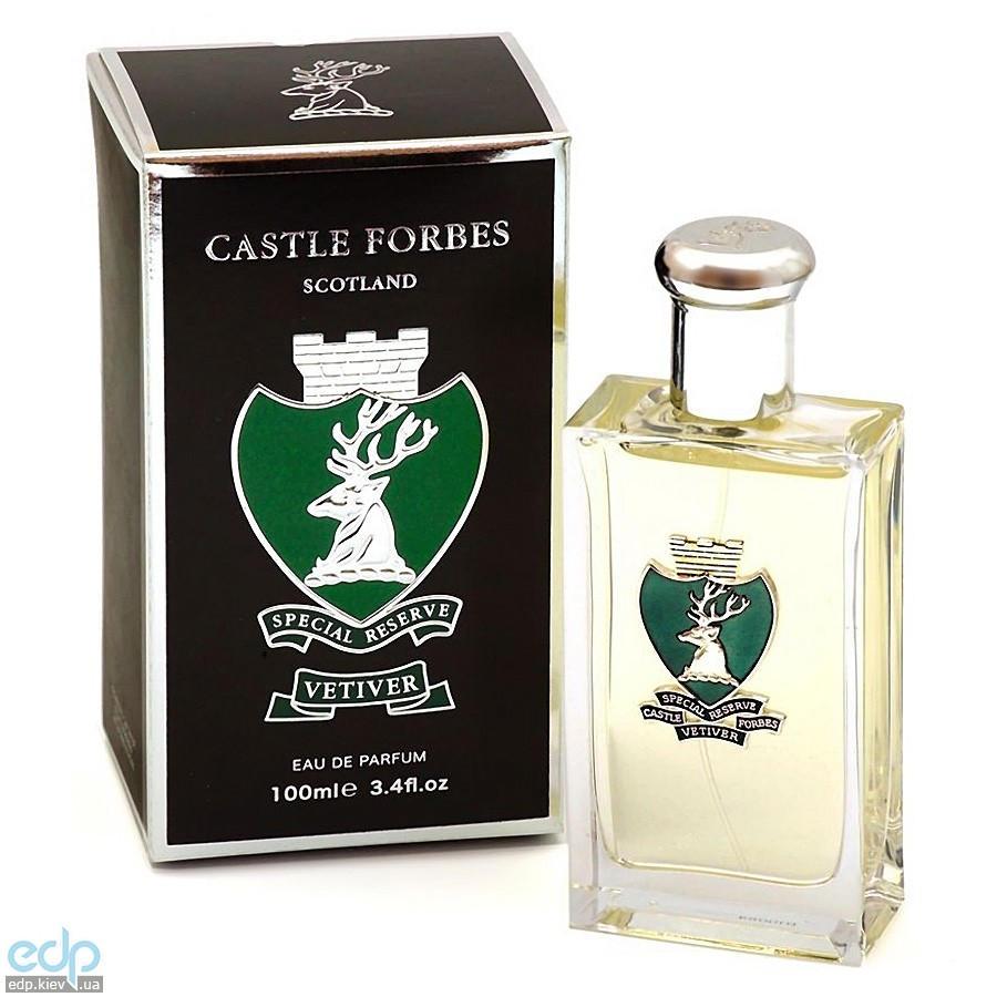 Castle Forbes Special Reserve Vetiver - парфюмированная вода - 100 ml