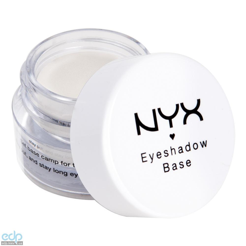 NYX - База под тени Eye Shadow Base White Pearl ESB02 - 7 g