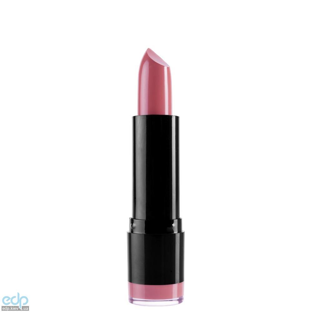 NYX - Кремовая увлажняющая помада Extra Creamy Round Lipstick Темный нейтральный розовый Fig LSS640 - 4 g