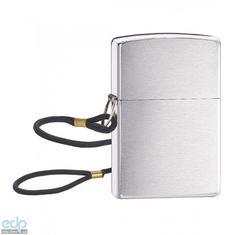 Зажигалка Zippo - Lossproof Brushed Chrome (275)