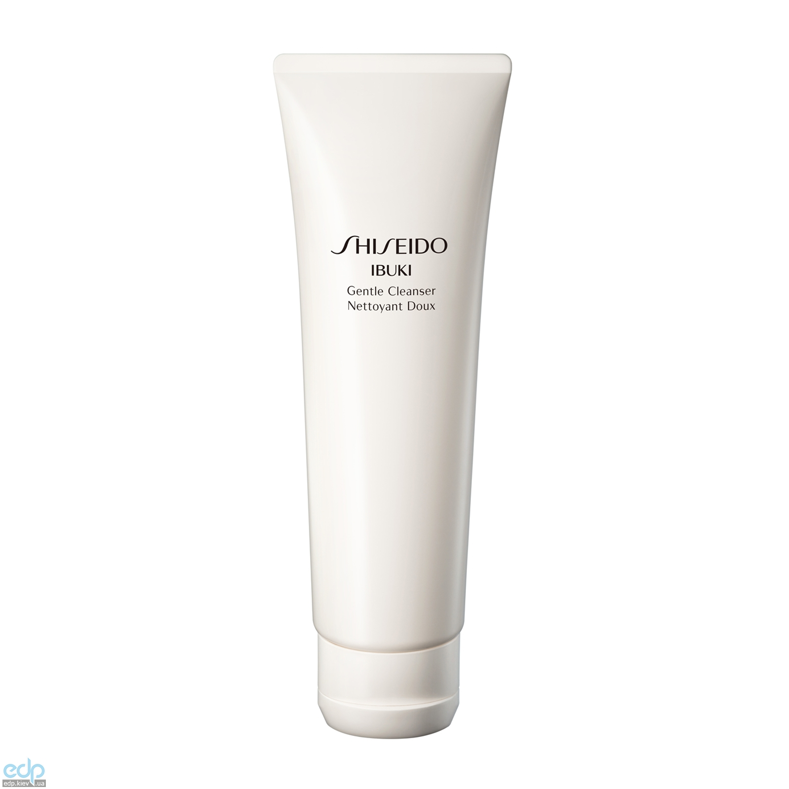 Shiseido -  Мягкая очищающая пенка Shiseido Ibuku Gentle Cleanser - 125 ml