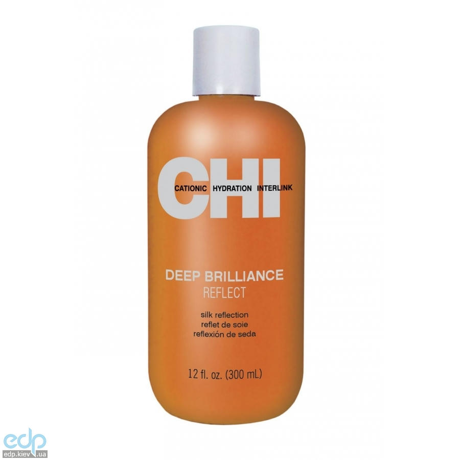 CHI Deep Brilliance Reconstruct - Натуральный жидкий шелк для волос - 100 ml (арт. CHID040)
