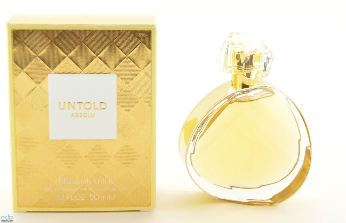 Elizabeth Arden Untold Absolu - парфюмированная вода - 30 ml