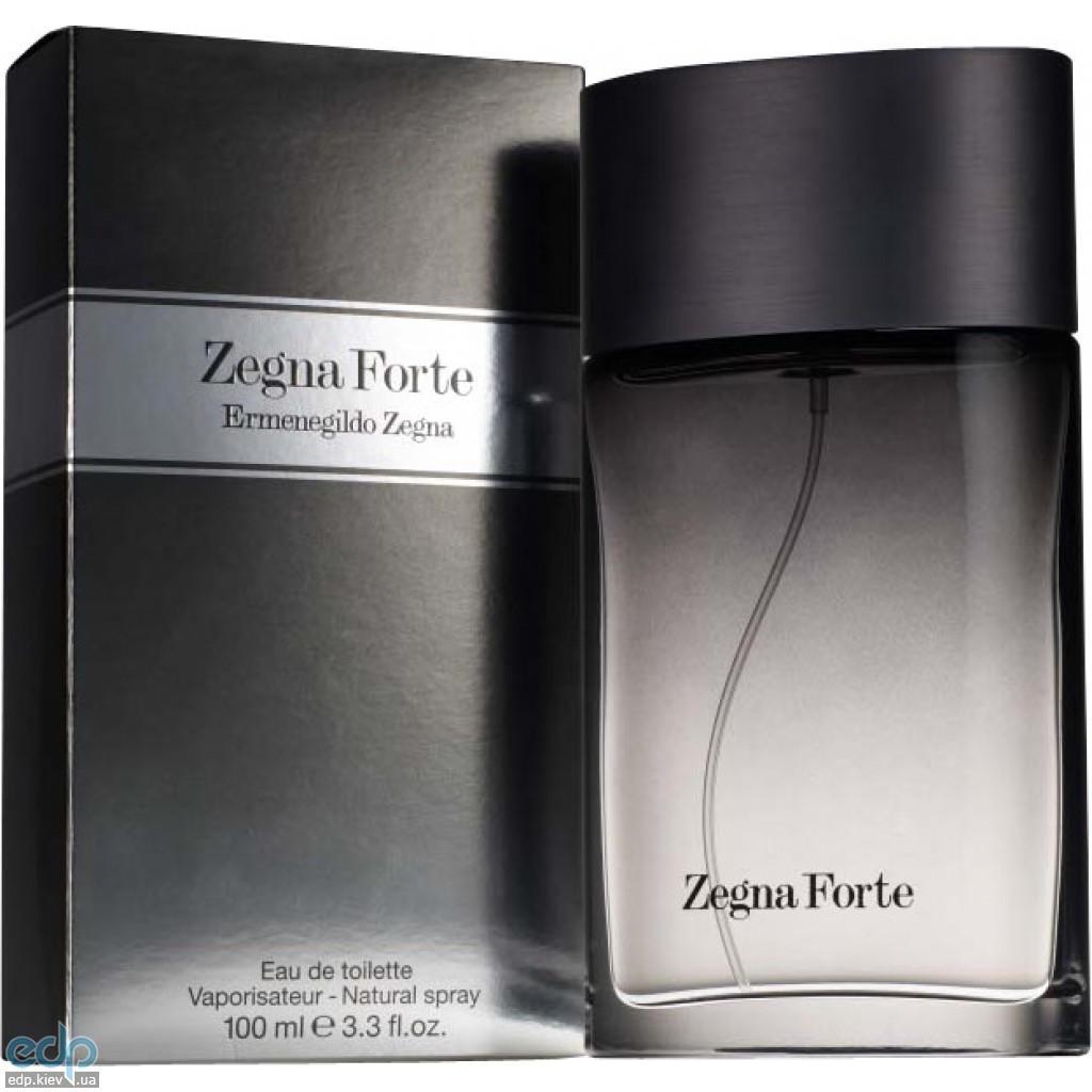 Ermenegildo Zegna Zegna Forte - туалетная вода - 50 ml