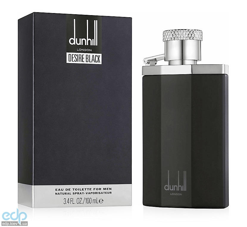 Alfred Dunhill Desire Black - туалетная вода - 100 ml TESTER