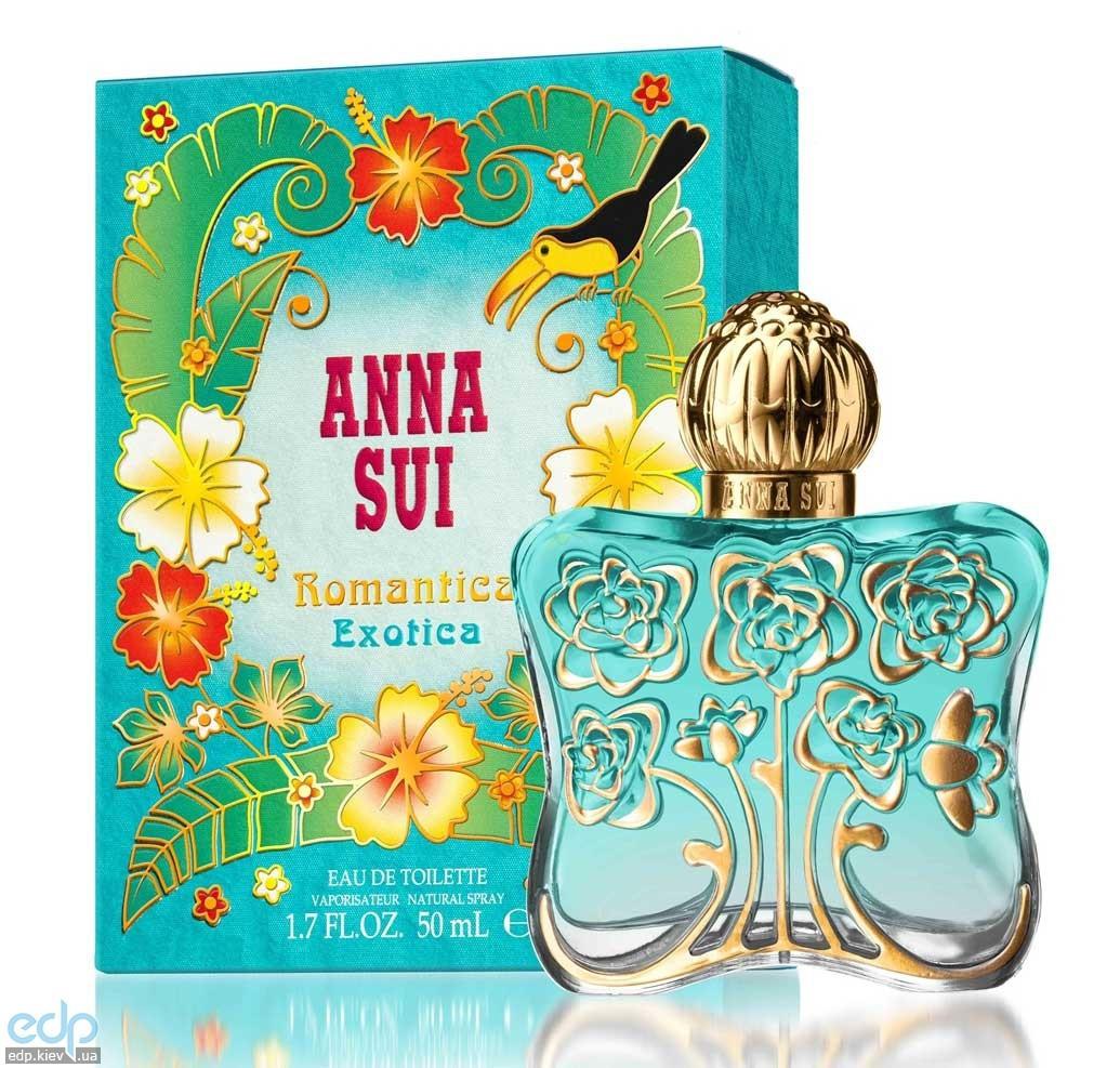 Anna Sui Romantica Exotica - туалетная вода - 50 ml