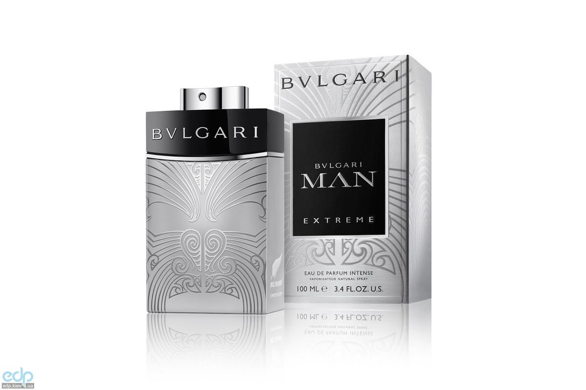 Bvlgari Man Extreme All Blacks Limited Edition