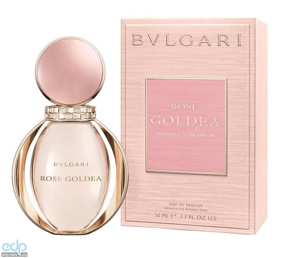 Bvlgari Rose Goldea - парфюмированная вода - 25 ml