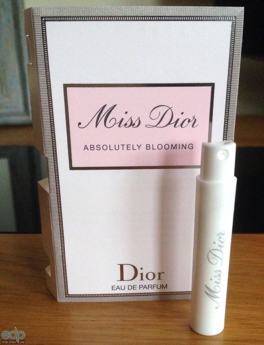 Christian Dior Miss Dior Absolutely Blooming - парфюмированная вода - 20 ml  (rool-on c887c9cee5c