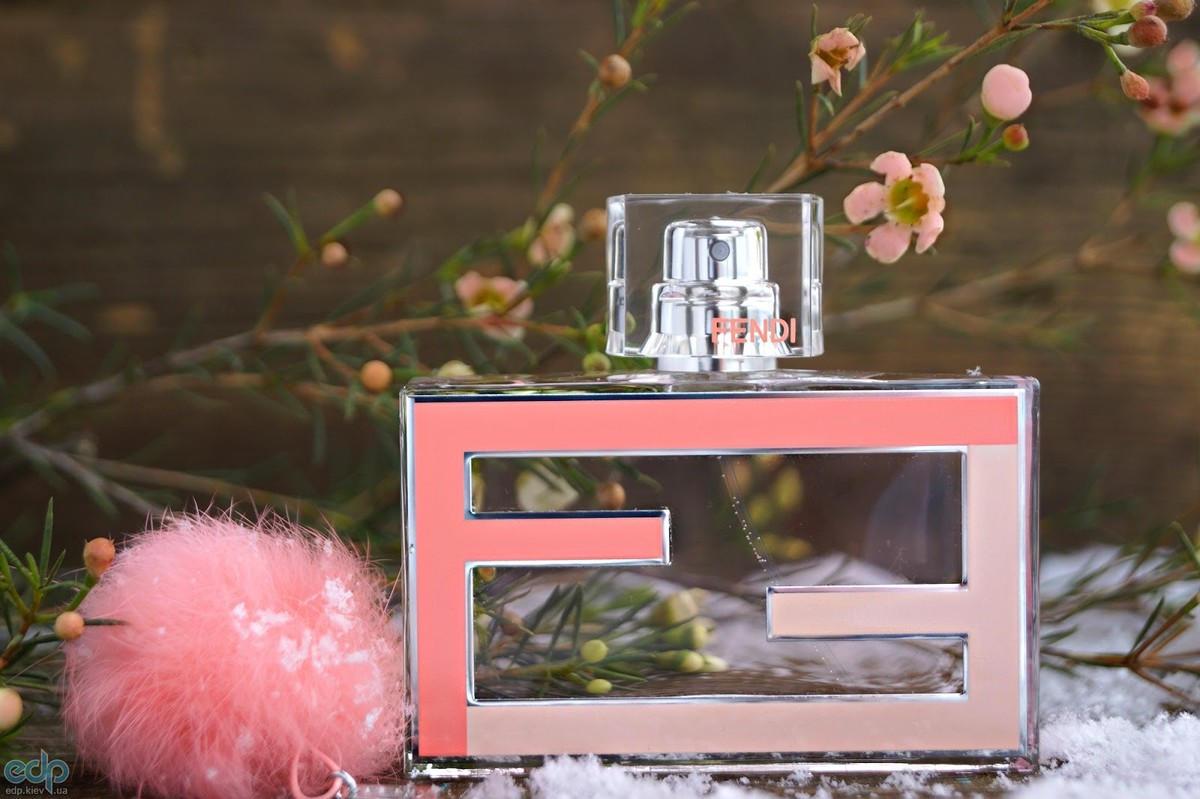 Fendi Fan di Fendi Blossom Fur Limited Edition