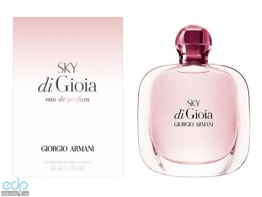 Giorgio Armani Sky di Gioia - парфюмированная вода - 50 ml