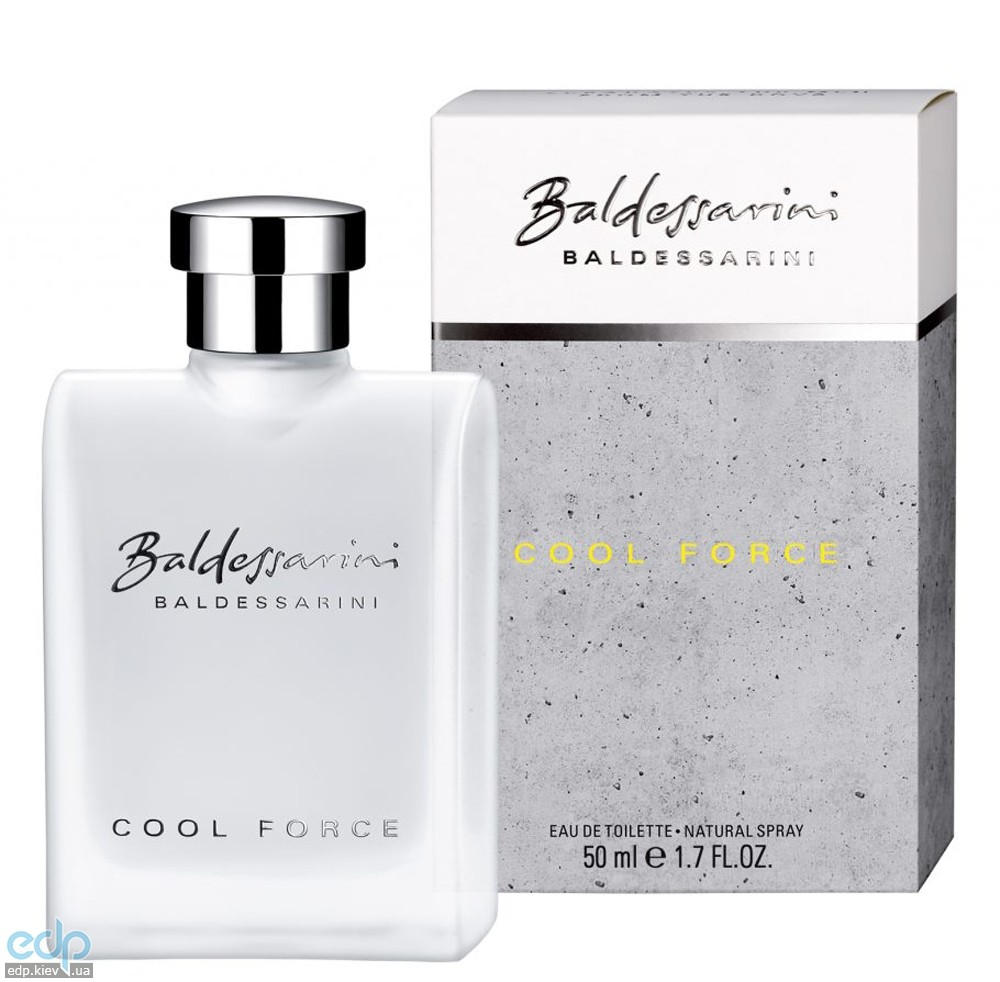 Hugo Boss Baldessarini Cool Force - туалетная вода - 50 ml