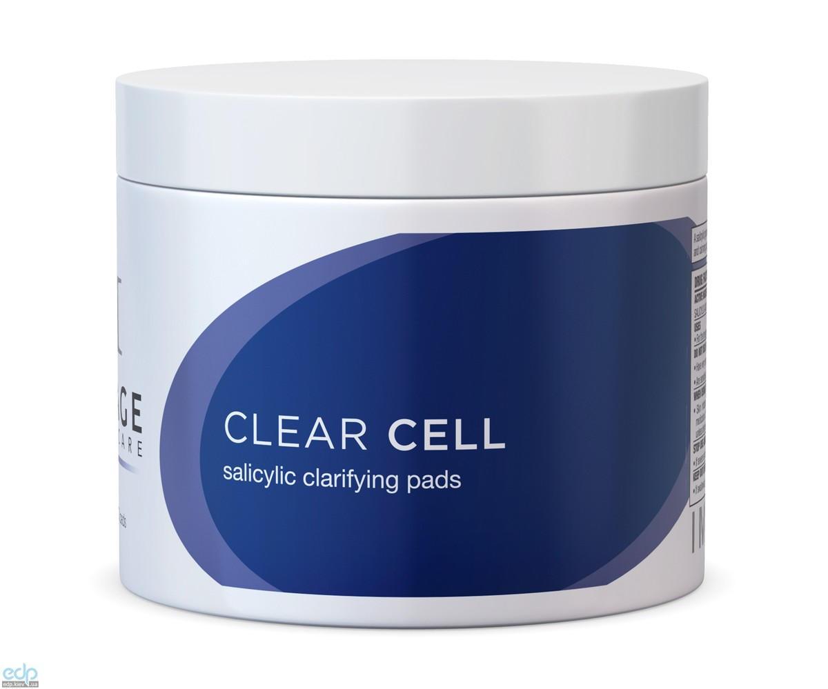 Image SkinCare - ClearCell Salicylic Clarifying Pads - Салициловые очищающие диски с антибактериальным действием - 50 шт (CC-105)