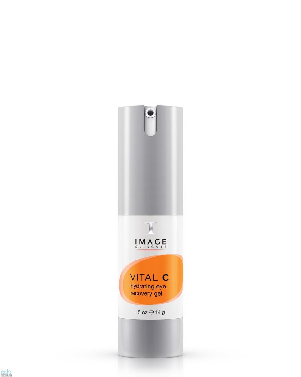 Image SkinCare - Vital C Hydrating Eye Recovery Gel - Интенсивный увлажняющий регенерирующий гель для век - 15 ml (V-105)