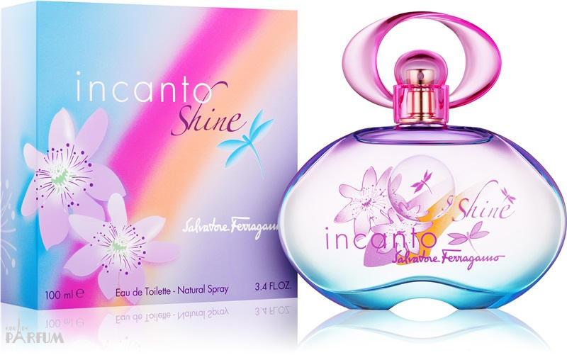Salvatore Ferragamo Incanto Shine - туалетная вода - 50 ml