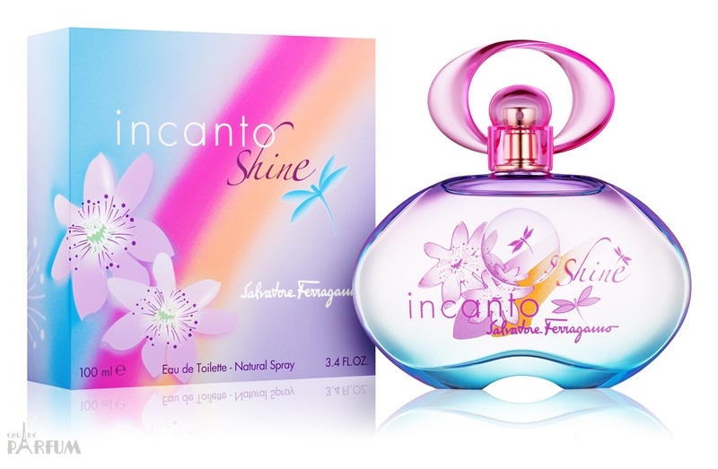 Salvatore Ferragamo Incanto Shine - туалетная вода -  mini 5 ml