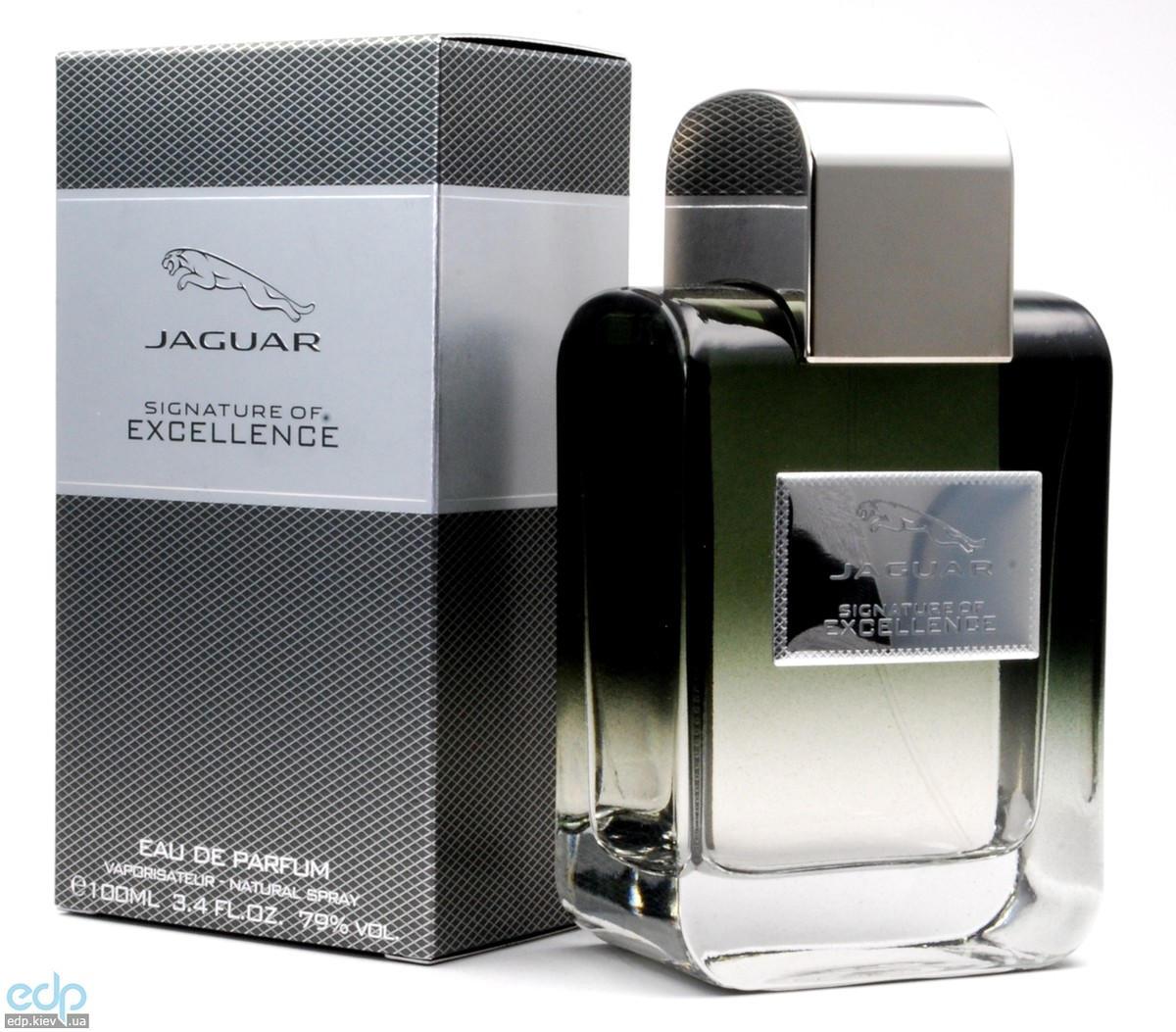 Jaguar Signature of Excellence