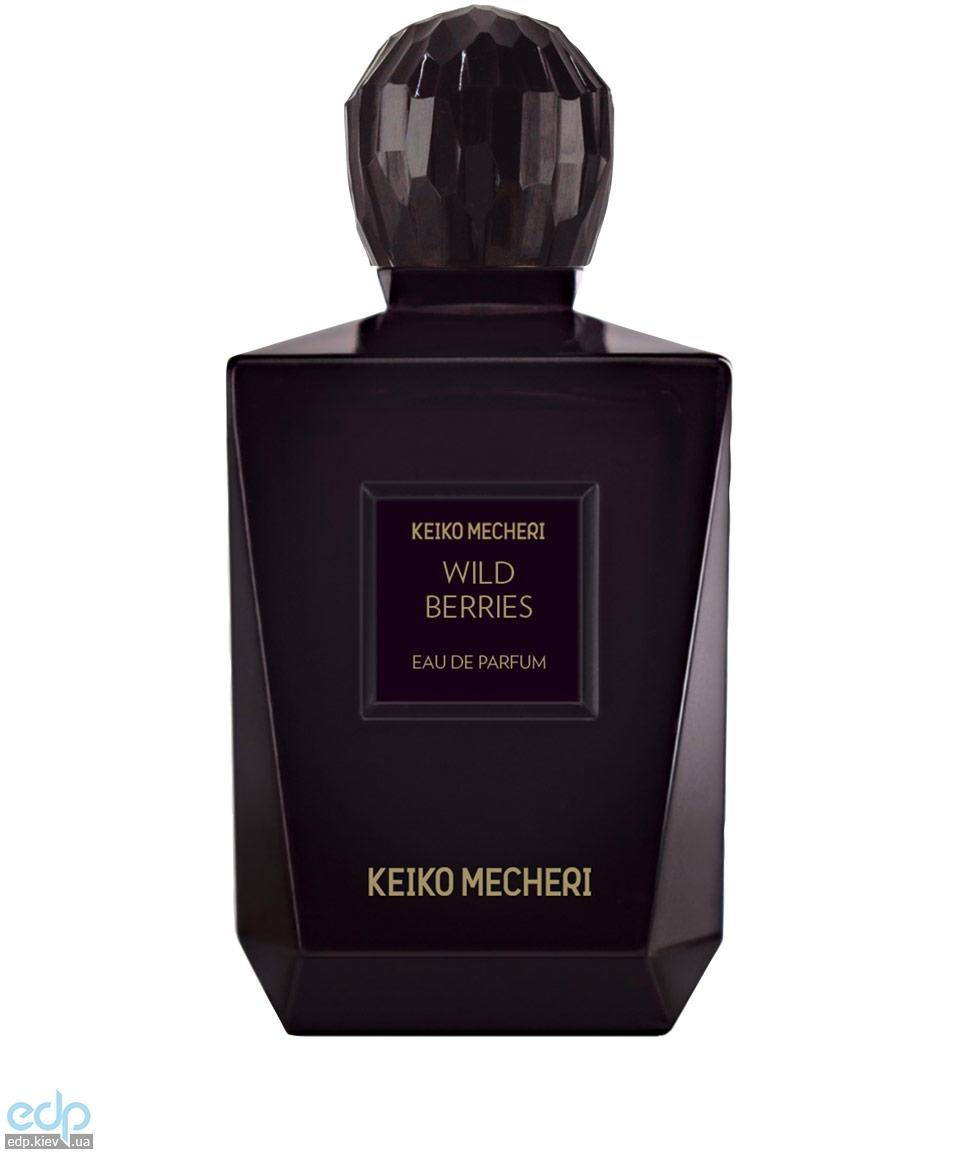 Keiko Mecheri White Petals Purple